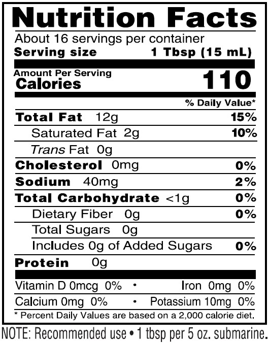 NutritionPanel_Balsamic_8oz