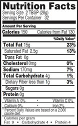 NutritionPanel_Garlic_32oz