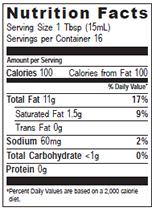 NutritionPanel_OliveOilSub_8oz
