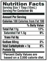 NutritionPanel_OriginalSub_32oz