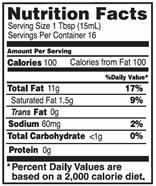 NutritionPanel_OriginalSub_8oz