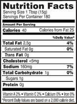 NutritionPanel_Southwest_32oz
