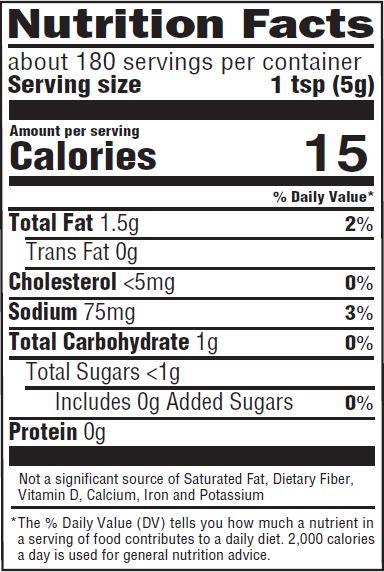 NutritionPanel_Sriracha_32oz