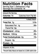 NutritionPanel_SweetChili_8oz