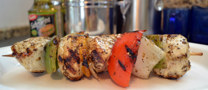Recipe Chicken Kabobs