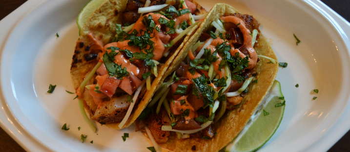 Blackened Mahi-Mahi Fish Tacos